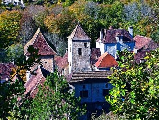 12th Century Templar Watchtower And Manor House With Stunning Views