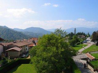 Castione Della Presolana: Vacanza panoramiche