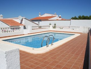 Detached villa with panoramic views