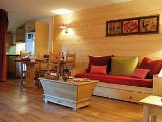 Studio Apartment With Mountain Views, Ideal For Skiing And Walking