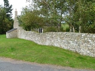 Detached Cottage With Private Walled Garden