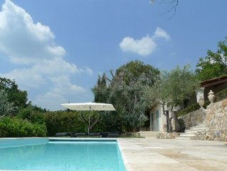 Quality Villa With Private Pool Near Seillans Sleeps 8