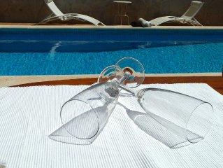 Hermosa Villa en Cala Pi, con piscina privada, jardin y zona de juegos (wifi)