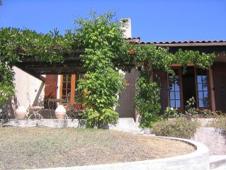 Secluded villa with private pool near Ste Maxime