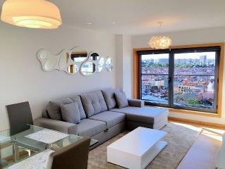 Panoramic Apartment (EXPO & ALTICE ARENA)