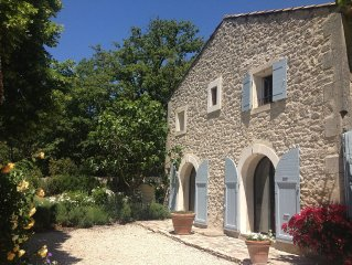 Lacoste -A beautiful Provencal farmhouse