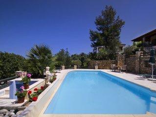 Luxurious Private Villa with Private Pool, Sea Vi