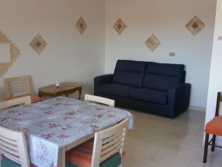 Nice Apartment In The Heart Of Gulf Dell'Asinara (6 seats)
