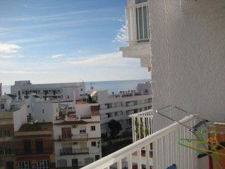 Nerja: Appartement plein de charme et design, situé à 5 minutes de la plage