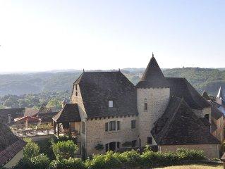 Appartement climatise au coeur d'une cite medievale entre Sarlat et Rocamadour