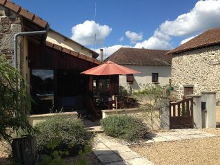 Farm House Cottages With Pool In Small Dordogne Hamlet