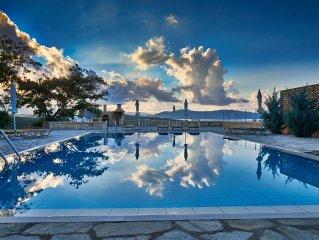 Eleonas appartement à Episkopi entre Chania et Rethymnon