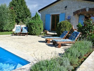 Villa With Private Pool Ideal For Relaxing