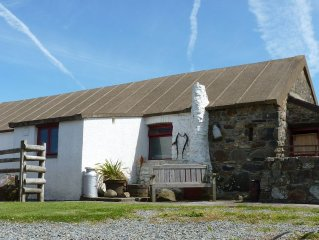 Character Cottage near St David's. Pembrokeshire Coast National Park.