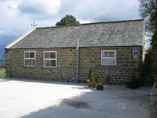 Church View Cottage 4* VB Family/pet friendly close to market town Masham.