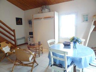 ATLANTIS Appartement avec terrasse pour 4 personnes