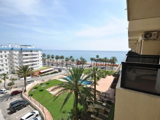Nice and modern 1 bedroom apartment in beachfront