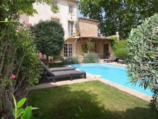 Holiday Home In Southern France - near Pezenas and Beaches with heated pool