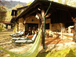Casa isolada com acesso directo Albufeira da Canicada - Paraiso aqui tao perto