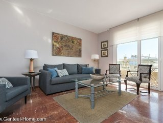 Private Terrace,perfect location.40% off in flame