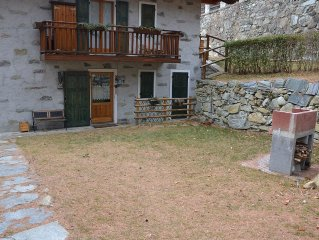 CHALET IN THE LOVELY, IDEAL FOR FAMILIES, NEAR THE CENTER