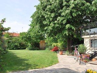 Un jardin dans la ville : Studio Le Jardin Des Etats