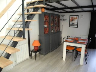 petite maison tranquille Lyon Montchat/3eme Hopitaux/***
