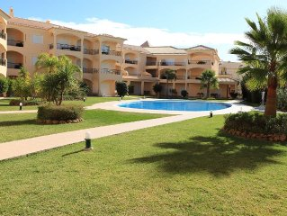 Fully licensed prestigious Algarve apartment for rental in Vilamoura
