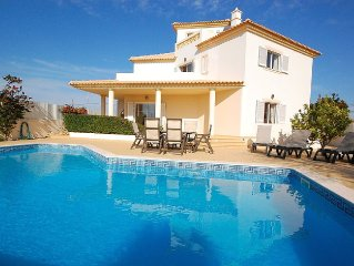 Large 4 Bedroom Villa with Terrace and Private swimming Pool