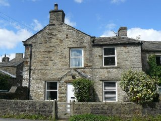Beautifully restored traditional Cottage In Gunnerside,Swaledale,Yorkshire Dales