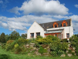 Family home in the heart of the Cairngorms (nr to Aviemore)