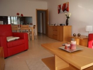 Large 2 Bedroom, Frontline Apartment with Magnificent Views Of The Ria Formosa