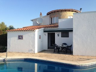 Villa Rondel with Private Pool in S'Albufera Nature Reserve