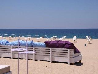 Apartment near the beach of Meco