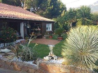 Région Calvi, entre mer et montagne, maison confortable au calme