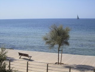 Front Line Sea View luxury Apartment in Portixol Palma Majorca
