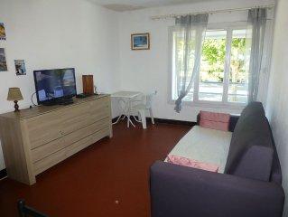 Appartement - front de mer -Sanary sur mer -2 à 4 personnes