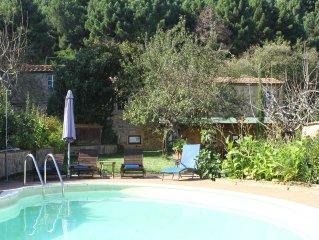 Toscana Agriturismo Antico casolare con piscina. Tra Pisa, Firenze ed il mare.