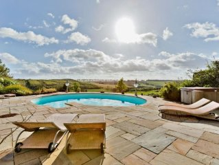 Best Views In The Cotswolds set in an idyllic location.