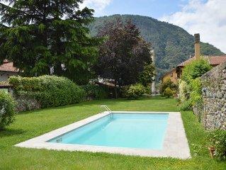 Splendido appartamento con piscina sul Lago Maggiore