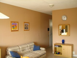 Appartamento ultimo piano con terrazza e solarium, in residence con 2 piscine
