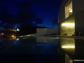 Luxury Villa, 2 Heated Pools, Outstanding View, 5 Min To Ericeira, 30 To Lisbon