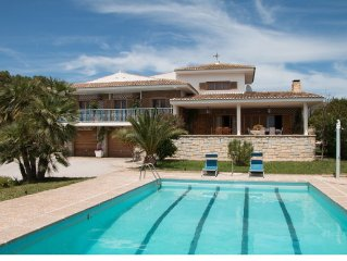 Luxury Villa With Private Pool & Tennis Court, Near Sandy Beaches of El Campello