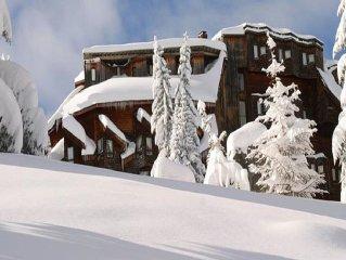 Exclusive ski accommodation in stunning Avoriaz