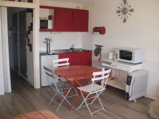 for rent apartment 26 m² PRALOUP 1600