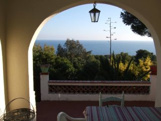 House / Villa - Les Issambres- panoramic sea view
