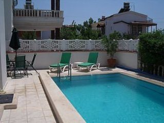 Villa With Private Pool, Beautiful Village Setting, Few Minutes Walk To Beaches