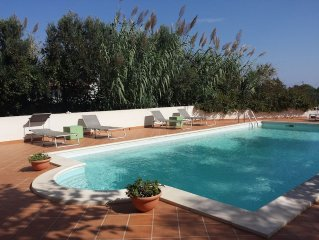 Secluded Villa, Sea View & Private Pool, for 7