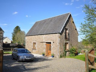 High Quality Barn Conversion In A Contemporary Style