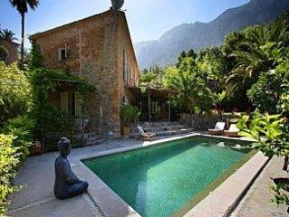 Ca'n Andressa, Deia Village...Villa With Private Pool In Mountains Near Se